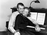The Glenn Miller Story  James Stewart  June Allyson  1954