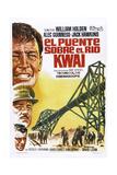 The Bridge on the River Kwai  (AKA El Puente Sobre El Rio Kwai)  1957