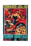 The Blob  Italian Poster Art  1958