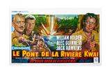 The Bridge on the River Kwai  (aka Le Pont De La Riviere Kwai)  1957