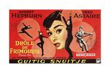Funny Face  (AKA Drole De Frimousse)  Audrey Hepburn  1957