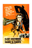Magnum Force  (AKA Harry El Fuerte)  Clint Eastwood  1973