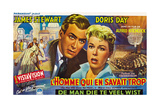 The Man Who Knew Too Much  (AKA L'Homme Qui En Savait Trop)  1956