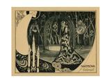 Salome  Alla Nazimova  Costumes and Art Direction by Natasha Rambova  1922