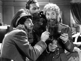 A Night at the Opera  Chico Marx  Allan Jones  Harpo Marx  1935