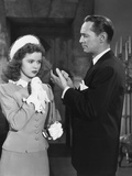 Honeymoon  from Left: Shirley Temple  Franchot Tone  1947