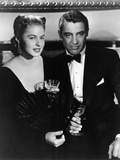 Notorious  from Left  Ingrid Bergman  Cary Grant  1946