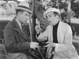 Hallelujah I'M a Bum  from Left: Harry Langdon  Al Jolson  1933