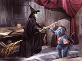 The Wizard of Oz  Margaret Hamilton  1939