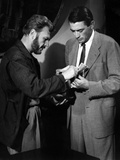 Roman Holiday  Eddie Albert  Gregory Peck  1953