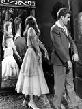 East of Eden  Julie Harris  James Dean  in Fun House  1956