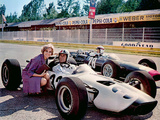 Grand Prix  Eva Marie Saint  James Garner  1966