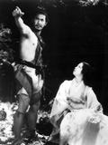 Rashomon  Toshiro Mifune  Machiko Kyo  1950