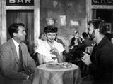 Roman Holiday  Gregory Peck  Audrey Hepburn  Eddie Albert  1953