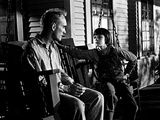To Kill a Mockingbird  Robert Duvall  Mary Badham  1962
