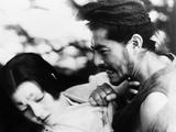 Rashomon  from Left  Machiko Kyo  Toshiro Mifune  1950