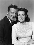 The Quiet Man  John Wayne  Maureen O'Hara  1952