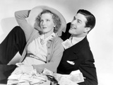 Easy Living  from Left: Jean Arthur  Ray Milland  1937