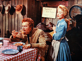 Seven Brides for Seven Brothers  Howard Keel  Jane Powell  1954