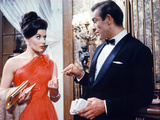 Dr No  Eunice Gayson  Sean Connery  1962