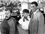 Roman Holiday  Eddie Albert  Audrey Hepburn  Gregory Peck  1953