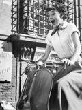 Roman Holiday  Audrey Hepburn  1953