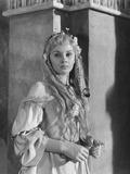 Hamlet  Jean Simmons  1948