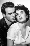A Place in the Sun  Montgomery Clift  Elizabeth Taylor  1951