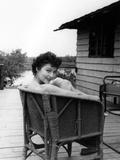 Mogambo  Ava Gardner  1953