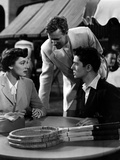 Strangers on a Train  Ruth Roman  Farley Granger  1951