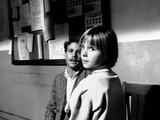 Paper Moon  from Left  Ryan O'Neal  Tatum O'Neal  1973