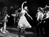 The Red Shoes  Moira Shearer (Center)  1948