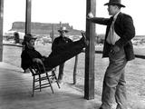 My Darling Clementine  Henry Fonda  Tim Holt  Ward Bond  1946