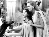 Meet Me in St Louis  Lucille Bremer  Judy Garland  1944