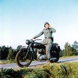 The Great Escape  Steve Mcqueen  1963