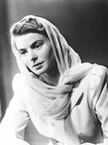 Casablanca  Ingrid Bergman  1942