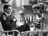 Notorious  from Left: Cary Grant  Ingrid Bergman  1946