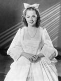 Captain Blood  Olivia De Havilland  Photo by Ferenc  1935