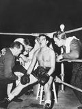 Body and Soul  Joe Devlin (Left)  John Garfield (Seated)  1947