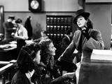 His Girl Friday  Rosalind Russell (Right)  1940