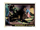 Werewolf of London  from Left  Warner Oland  Henry Hull  Valerie Hobson  1935