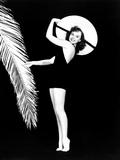 Paulette Goddard  Ca Mid-1940s