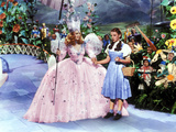 The Wizard of Oz  Billie Burke  Judy Garland  1939