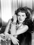 Paulette Goddard  Ca Early 1940s