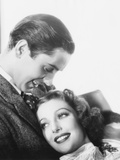 Love Is News  from Left: Tyrone Power  Loretta Young  1937