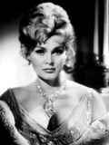 Zsa Zsa Gabor  Ca Early 1960s