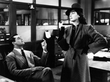 His Girl Friday  from Left: Cary Grant  Rosalind Russell  1940