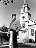 East of Eden  James Dean  1955  Church