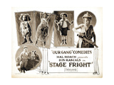 Stage Fright  1923