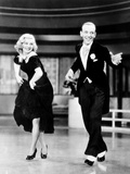 Swing Time  from Left: Ginger Rogers  Fred Astaire  1936